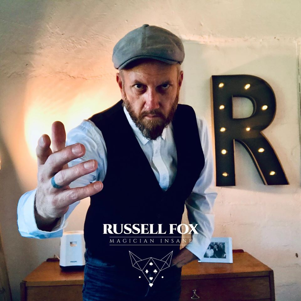 Russel Fox Magician Insane
